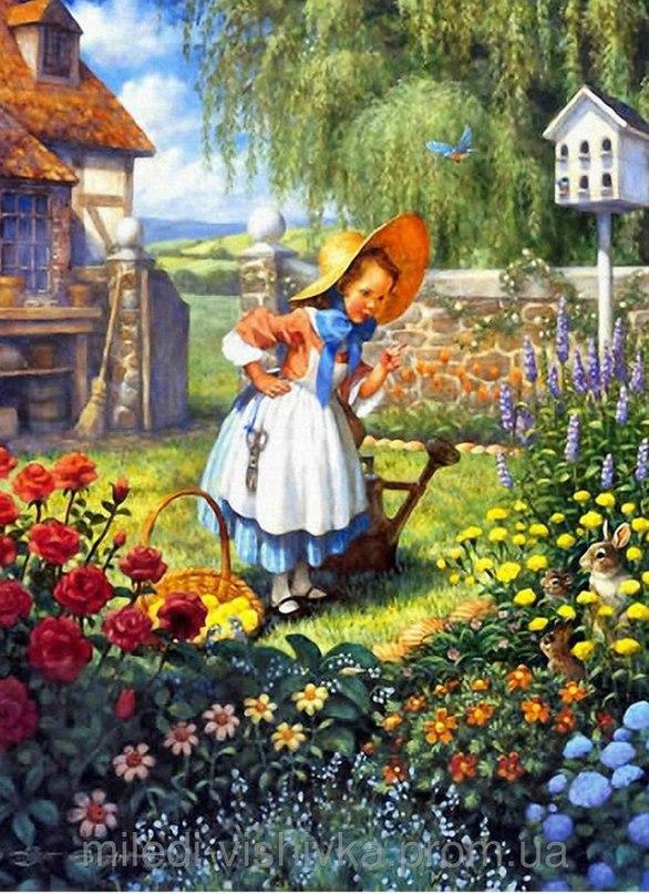 Общее поздравление от гостей садовница автор светлана алексанян