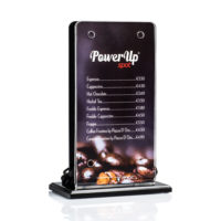 power-up-spot-tabletop-charger-customised-cafe-restaurant-bar-hotel-jet-black-flyer