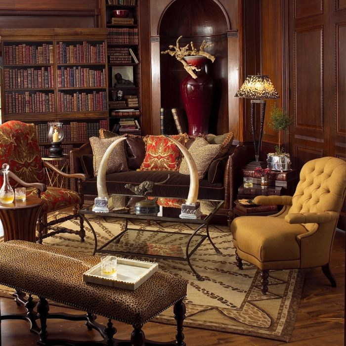 The great library of boesdal borderland dreams for African interior decorating styles