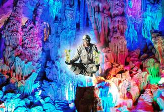 Crystal cave mojito