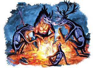 Tigerlung fire