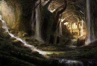 Ruins hd wallpapers 09683