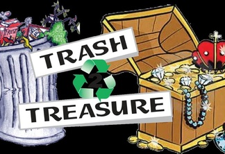 Trash to treasure facebook cover