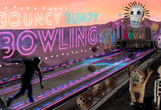 Bouncy bumpy bowling web klar