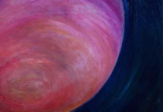 17 pink planet