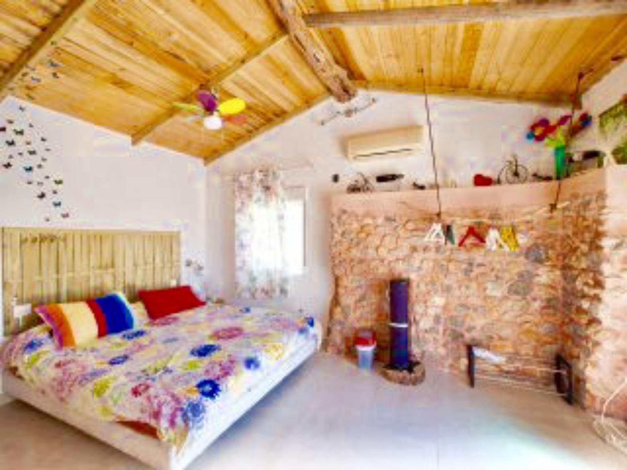 Santa Eulària des Riu, Kleines gemütliches Haus mit großem Pool 10x5 in Ibiza mit einem großen