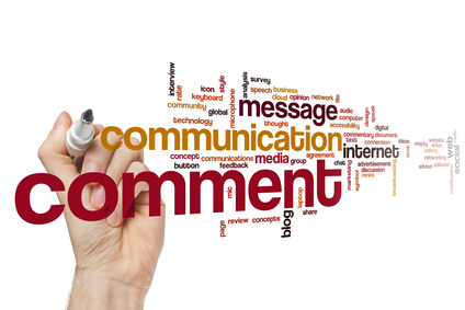 Komentowanie na blogu
