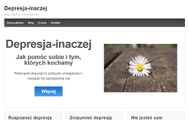 Optymalizacja bloga depresja-inaczej.pl