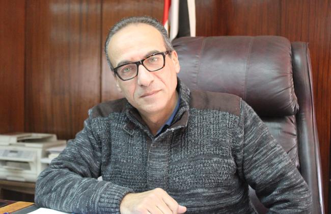 الدكتور هيثم الحاج علي, رئيس الهيئة المصرية العامة للكتاب