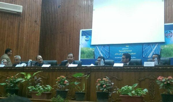 الطاقة الشمسية الحاضر والمستقبل في مصر وملتقى التوظيف للطلاب