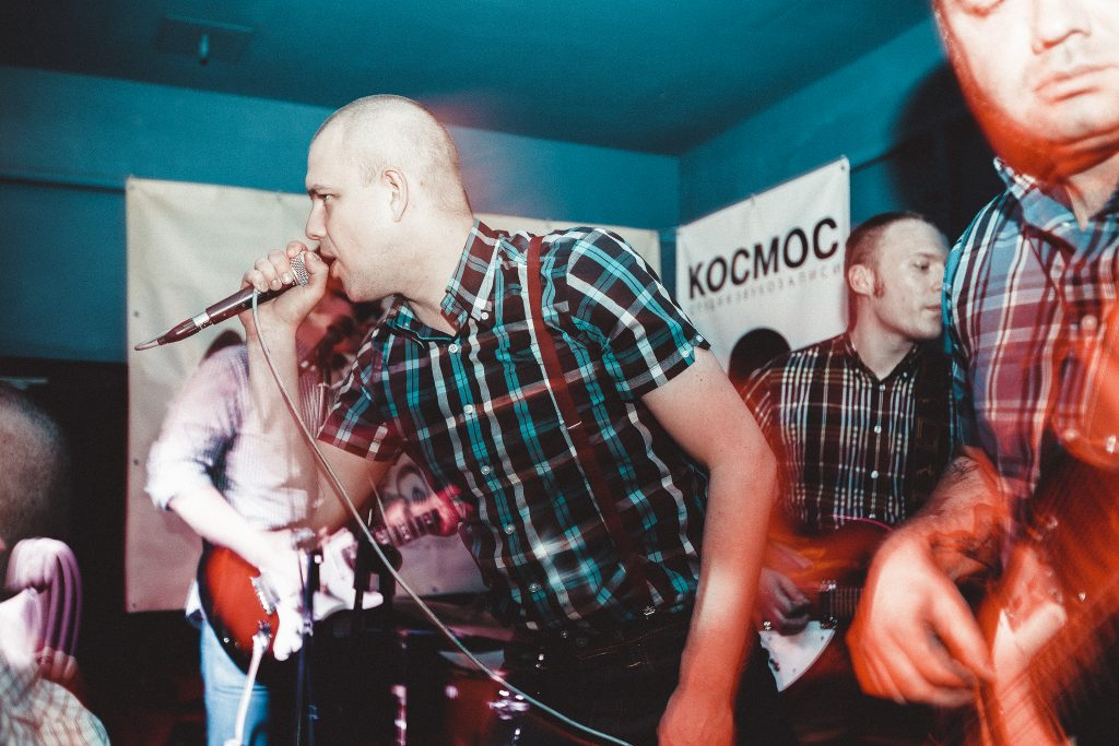 The Punchers @ Dunes, 30.04.2017
