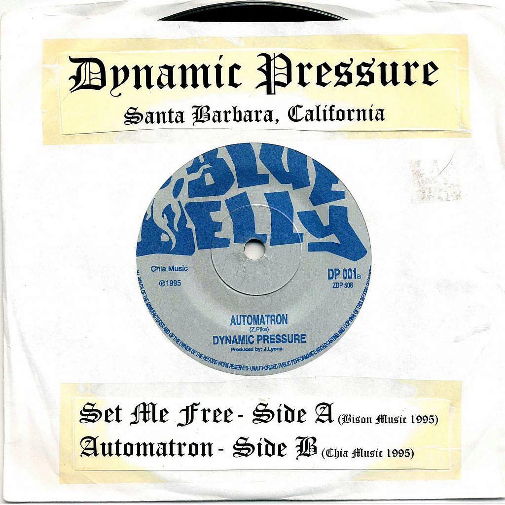 Dynamic Pressure – Set Me Free / Overdub
