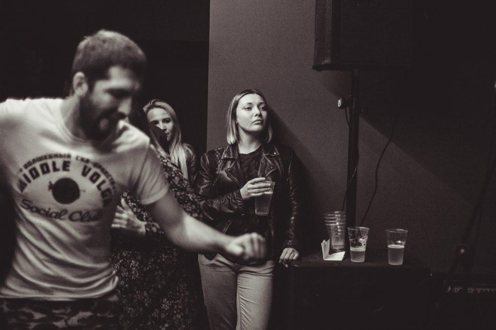The Punchers в Вечерней Школе 07.07.2017