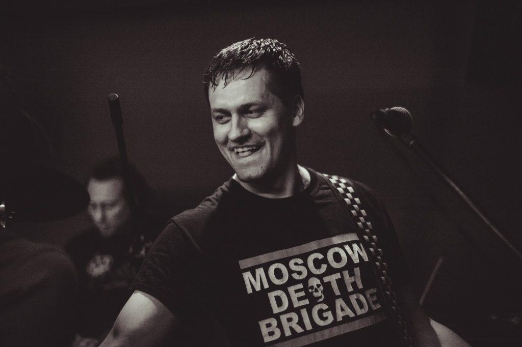 Distemper в Вечерней Школе 07.07.2017