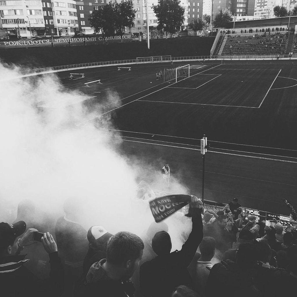 Рязань - Торпедо 0:2