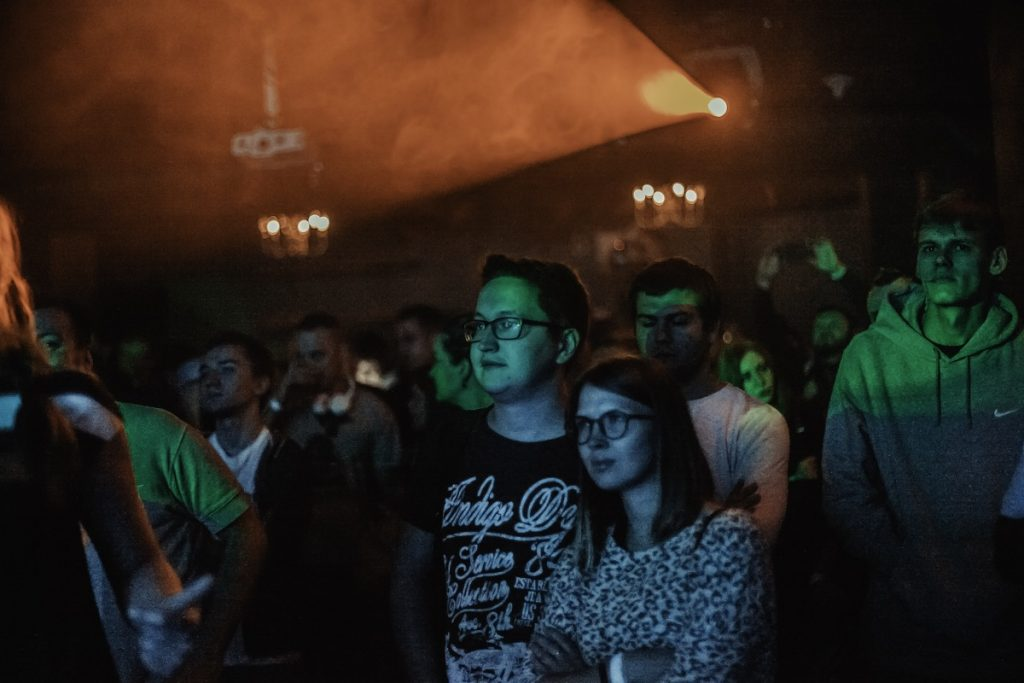 Suspense Heroes Syndicate @ Лес, Москва 29.09