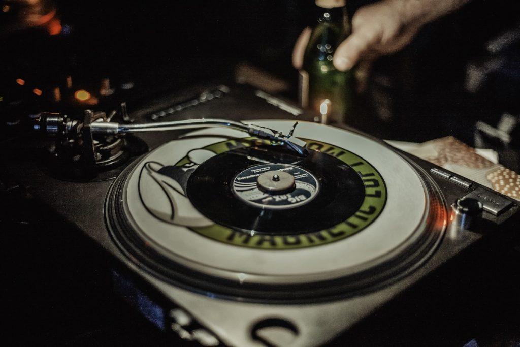 Soulful Sounds @ Лес, Москва 29.09