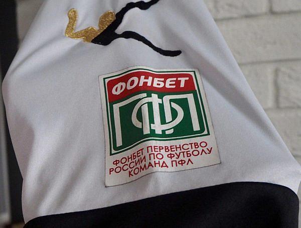 Основная игровая футболка Торпедо Москва