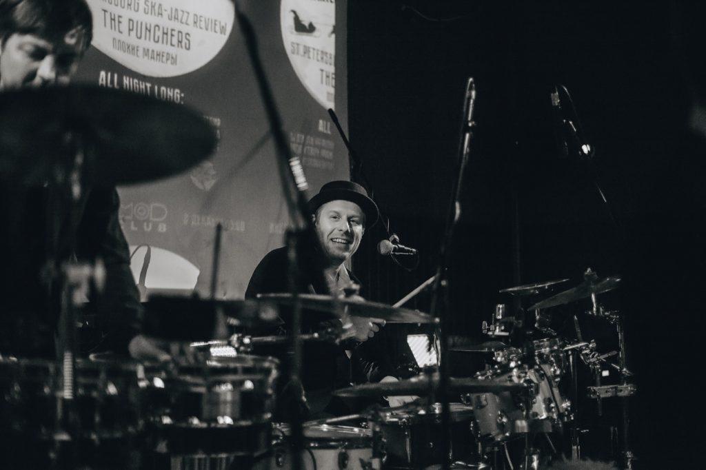 SPBSJR - Winter Ska Festival 02.12.2017