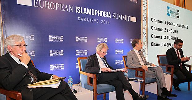 European Islamophobia Summit