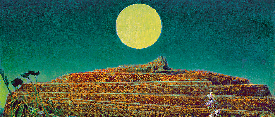 Foto: Max Ernst, The Entire City, 1935
