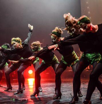 Фестиваль Петроджаз Танец