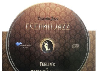 Feelin's и Boris Savoldelli - альбом YeaseninJazz / ЕсенинJazz. Vol.1