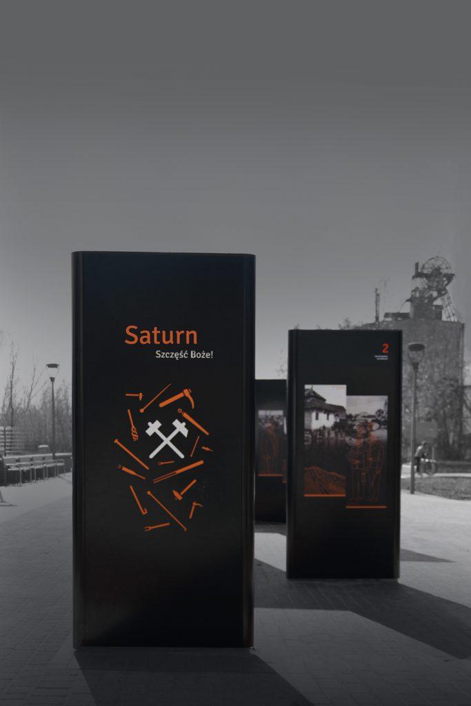 Gallery Power Station Saturn