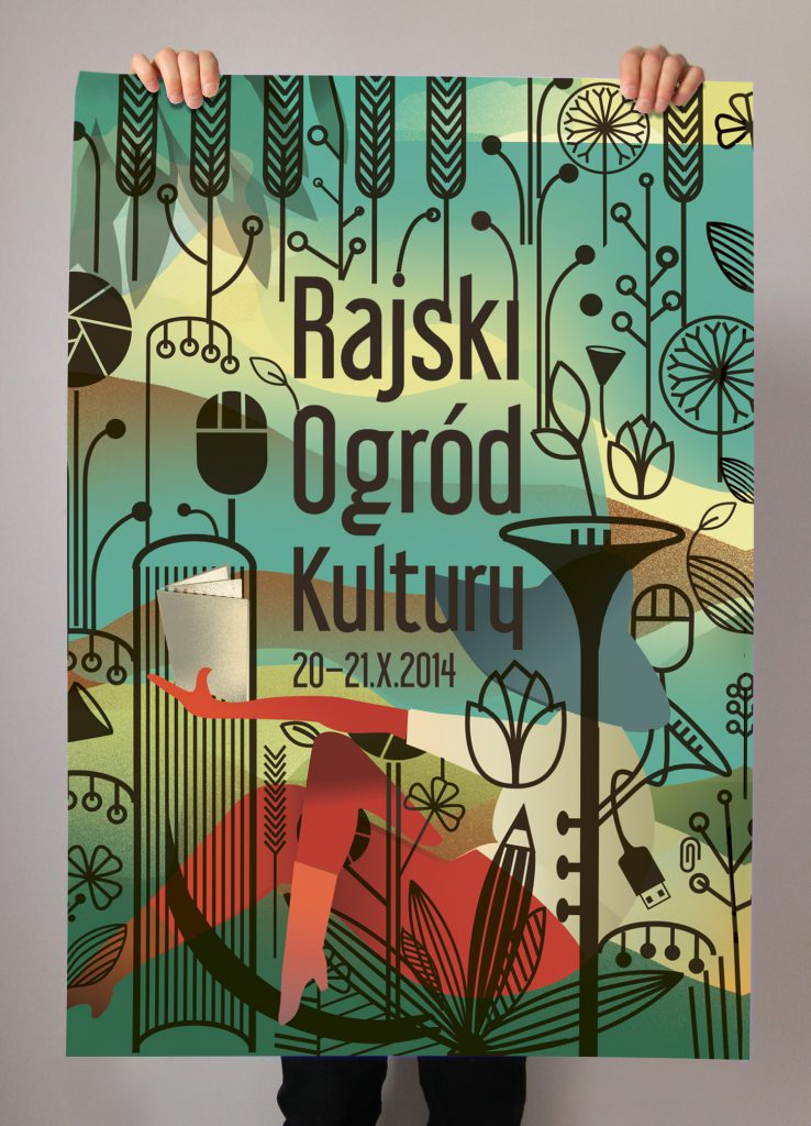 Key Visual _ Forum for Culture, Cracow