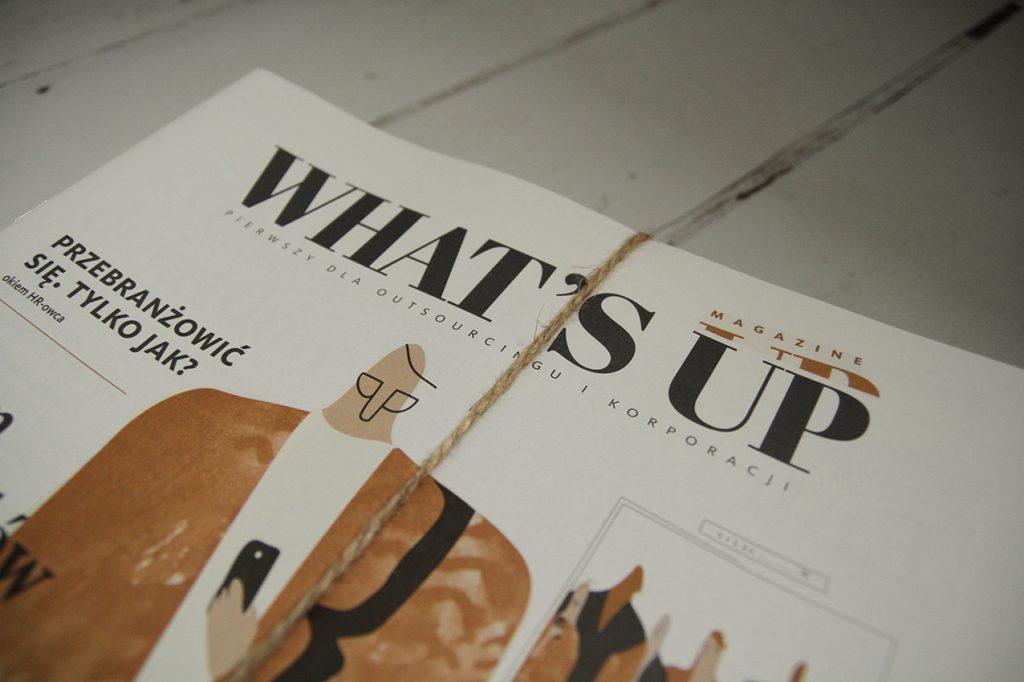 What's Up Magazine CI