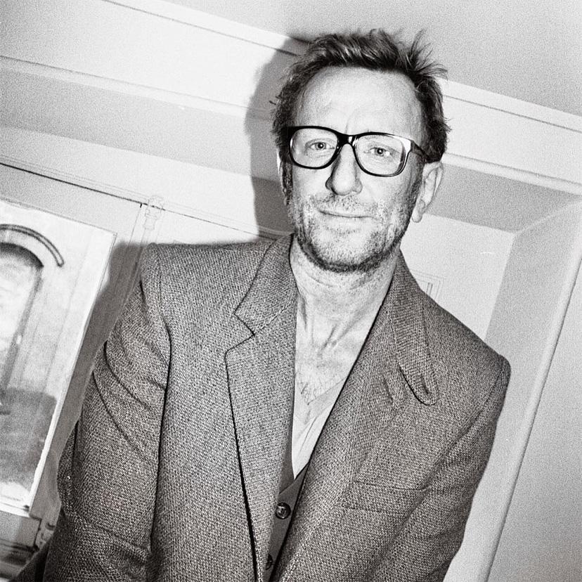 Portrait von David Mallet