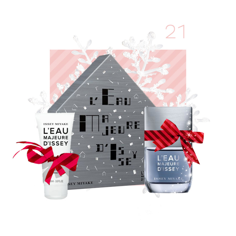 Issey Miyake L'Eau Majeure D'Issey X-Mas Set