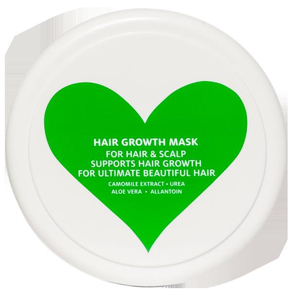 Maske für Haarwachstum von Elizabeta Zefi