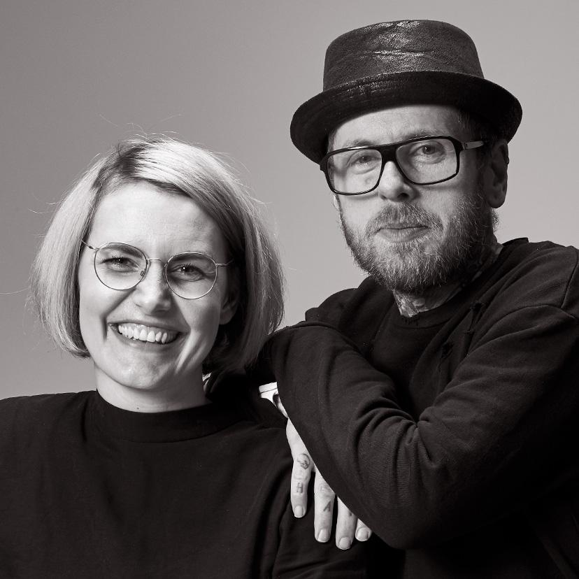 Daniela Steffen und Pierre Heinemann