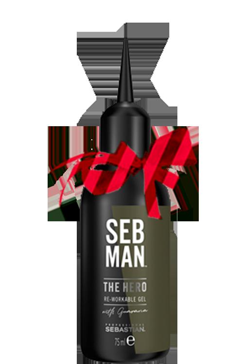 Seb Man The Hero