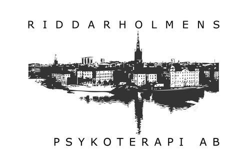 Riddarholmens psykoterapi logga