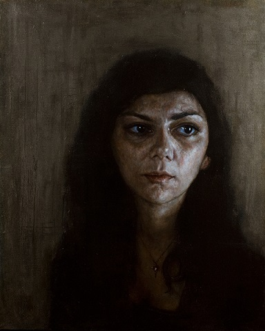 Portret  olieverf  80 x 100 cm %e2%82%ac 3200