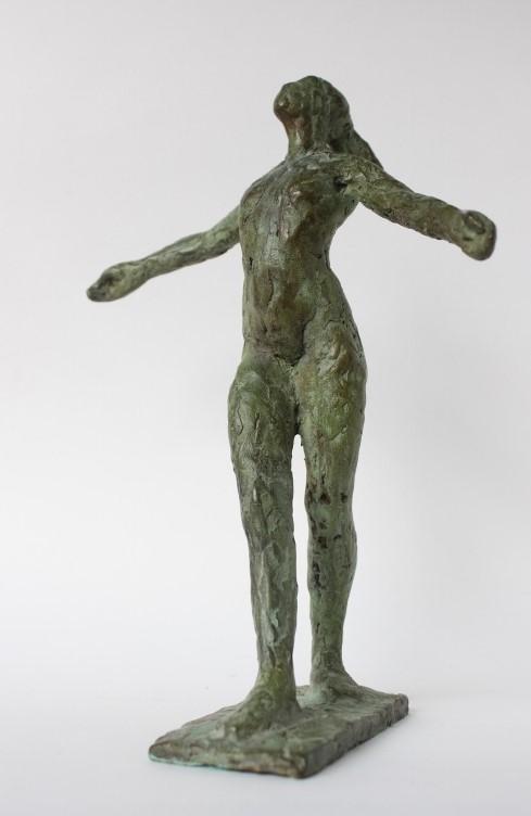 Gerry van der velden  lente  brons  20 cm. 9cm. 15 cm. e.600 00 %28533x800%29