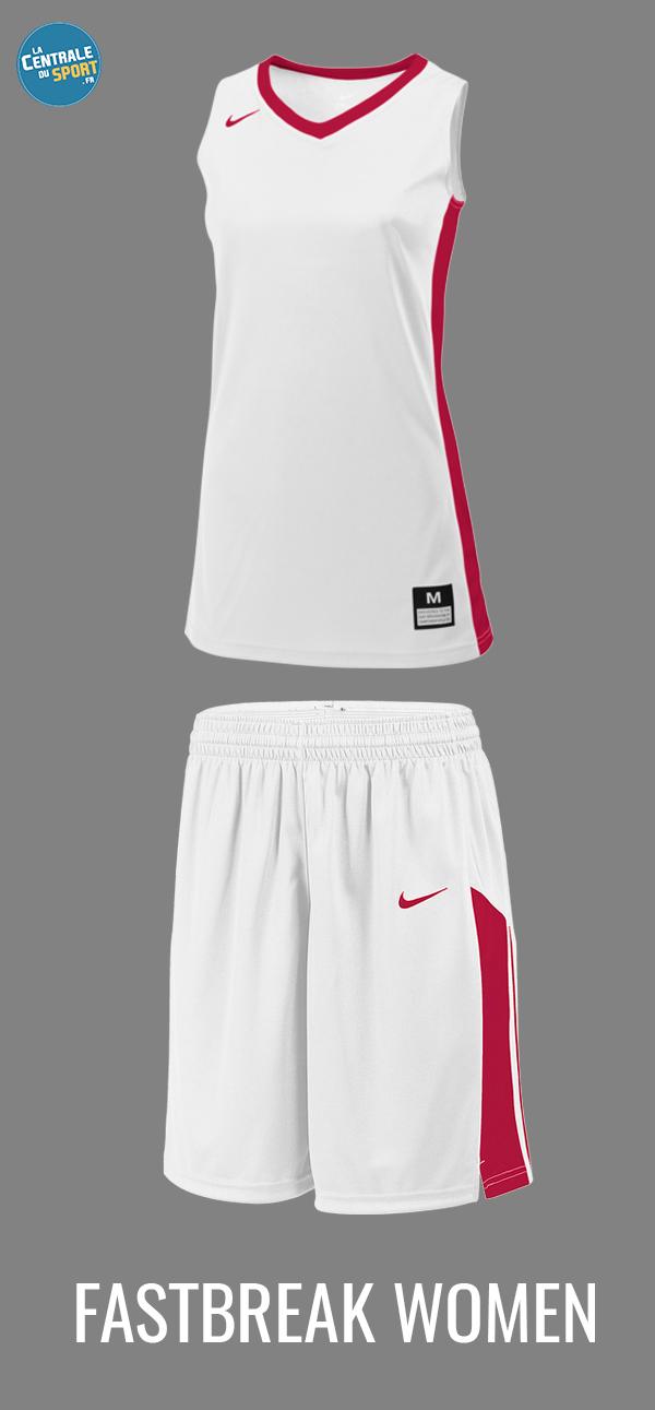 Nike Basketball : Fastbreak Woman