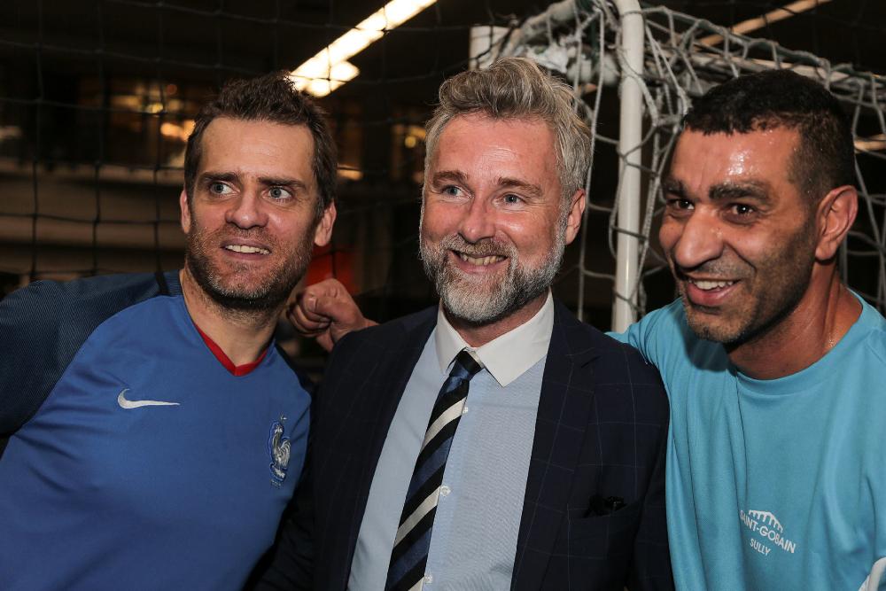 La Coupe de France Saint-Gobain des ESC - Darren Tullet
