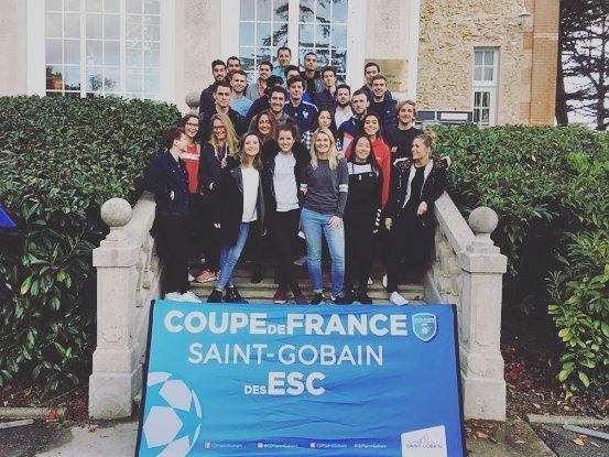 La Coupe de France Saint-Gobain des ESC