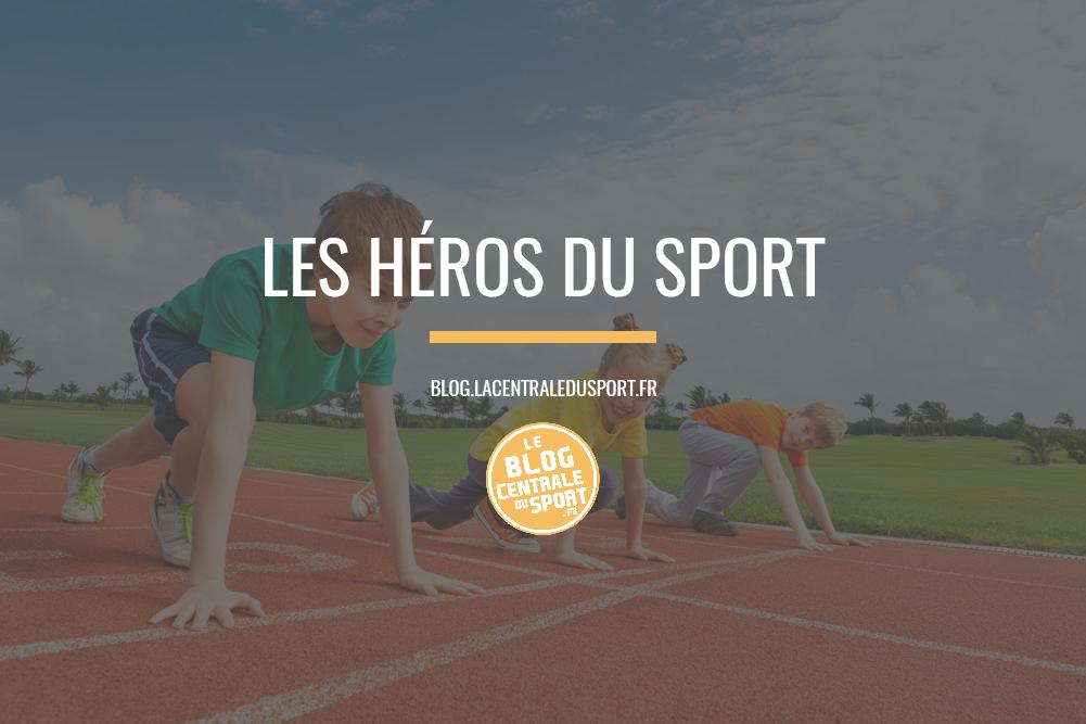 héros du sport