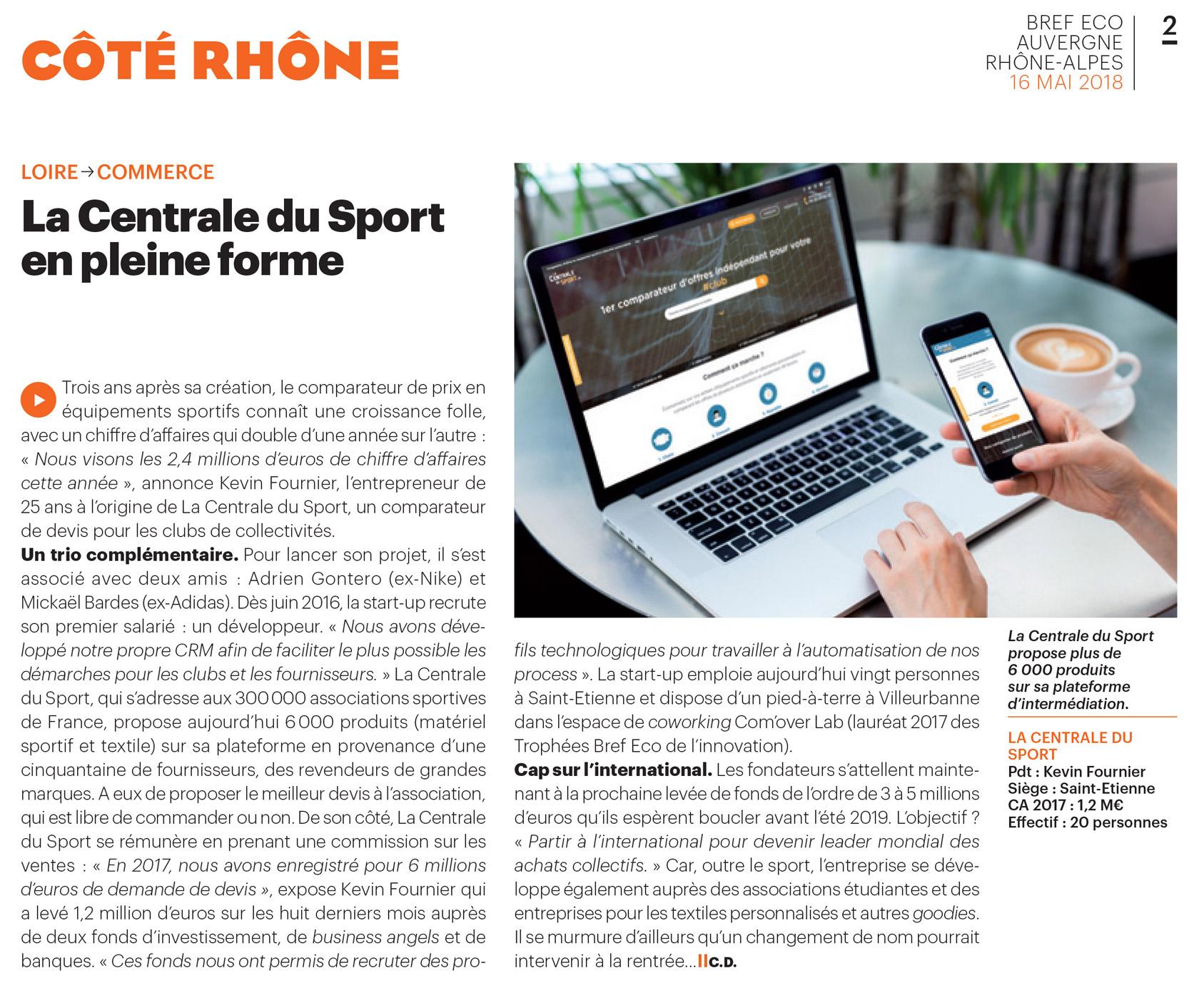 Article-bref eco-la-centrale-du-sport