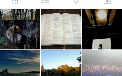 Neu bei Instagram