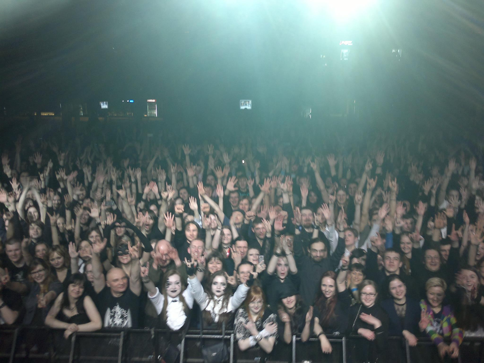 Спасибо, Санкт-Петербург!