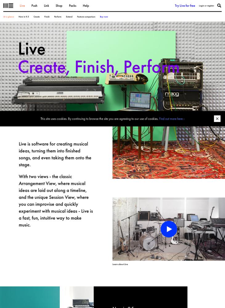 ableton live 9 book pdf