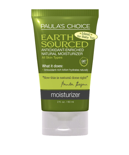 Antioxidant-Enriched Natural Moisturizer
