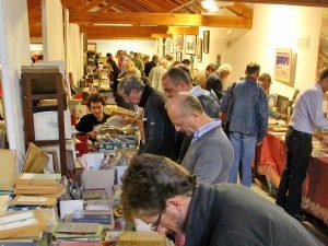 Fiera del libro antico di Montagna Verrès
