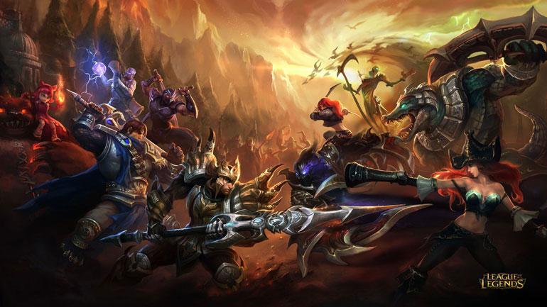 League of Legends er et av spillene som flyter bedre på Telenors nett takket være en peering-avtale med Riot Games.