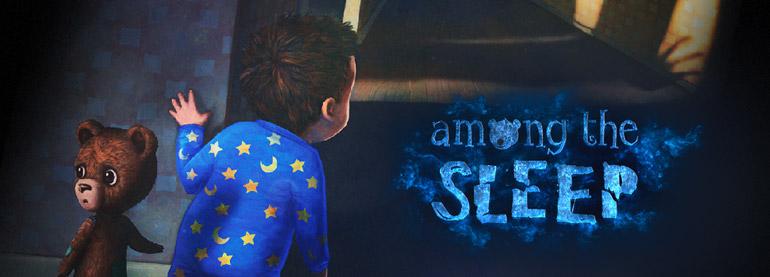 «Among the Sleep» er et av spillene fra Krillbite.